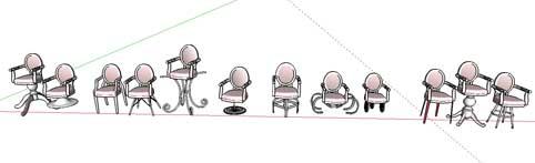 capture recherche chaise blog