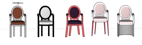 chaise louis3bkogù